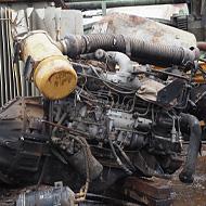写真:エンジン